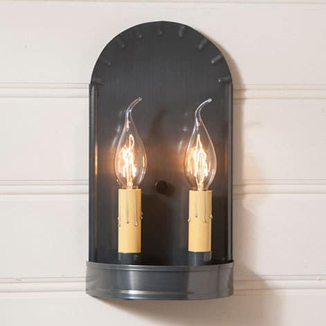 Arch Sconce in Country Tin Image