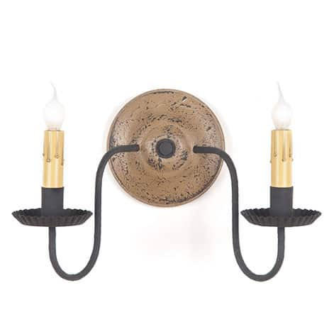 Ashford Wall Sconce in Americana Pearwood Image