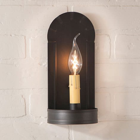 Fireplace Sconce in Kettle Black Image