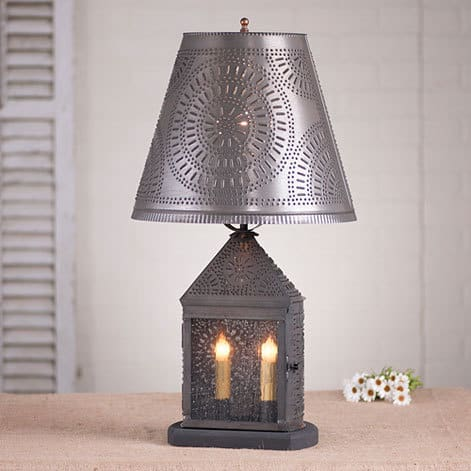 Harbor Lamp with Chisel Shade Image