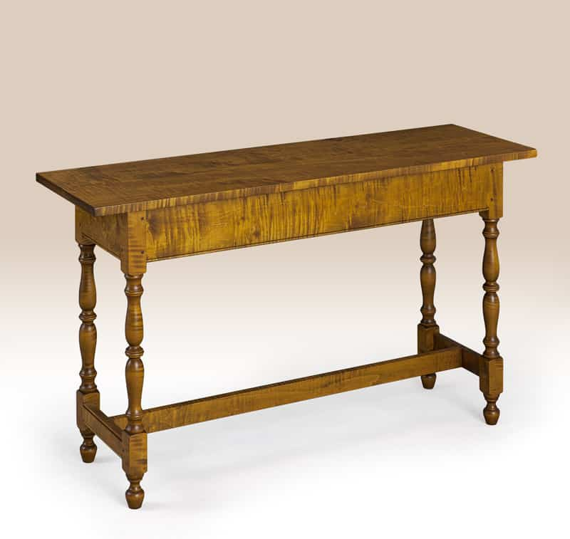 Historical Chatham Stretcher Base Sofa Table Image