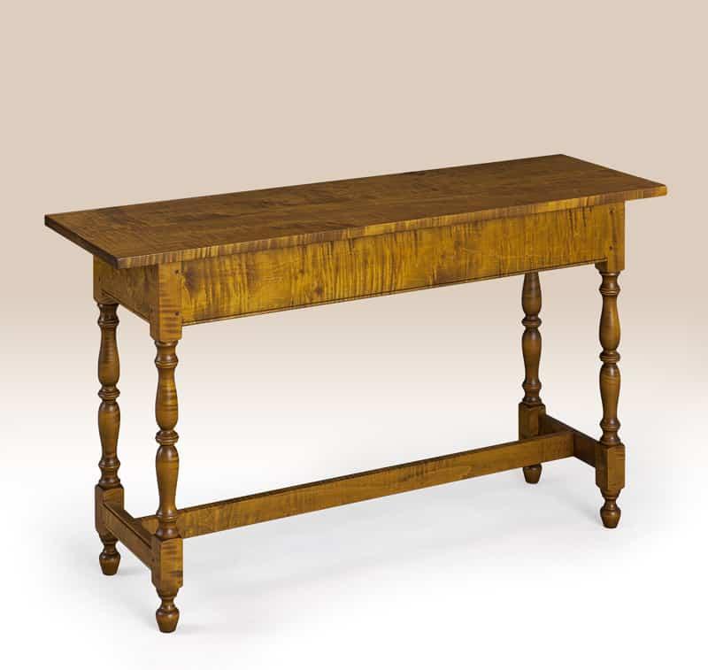 Historical Chatham Stretcher Base Sofa Table Image