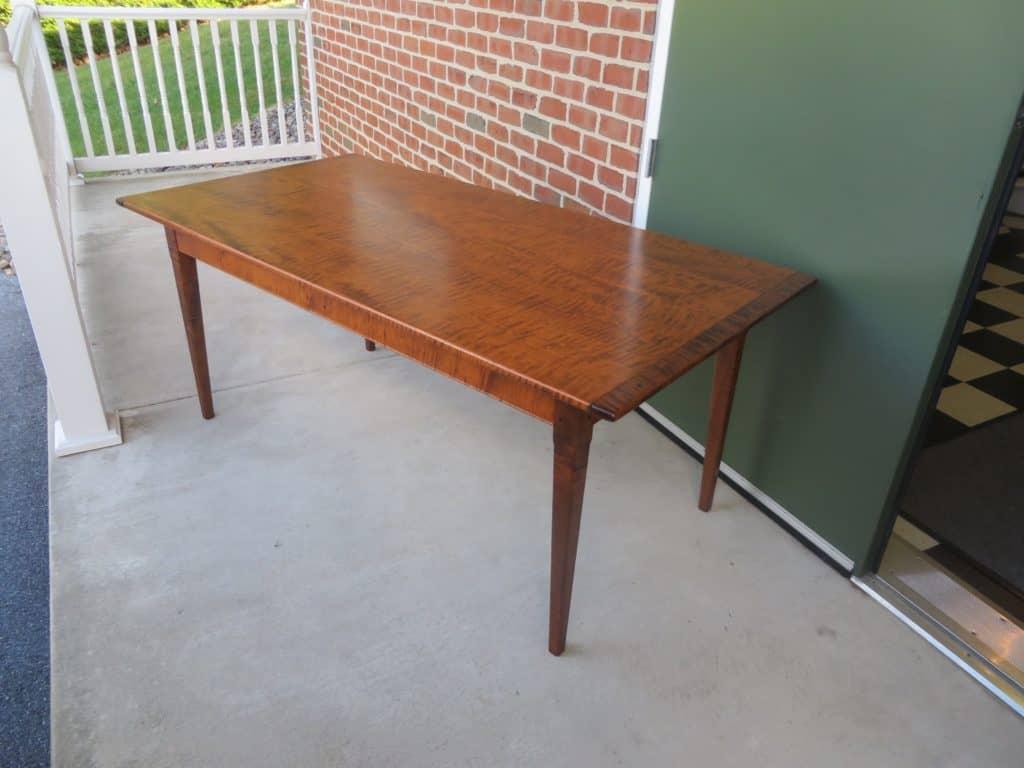 sold pennsylvania farm table