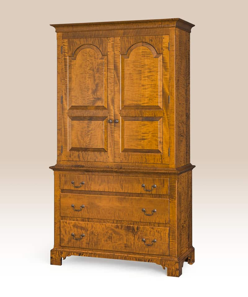 Historical Greenwich Clothes Cabinet Image