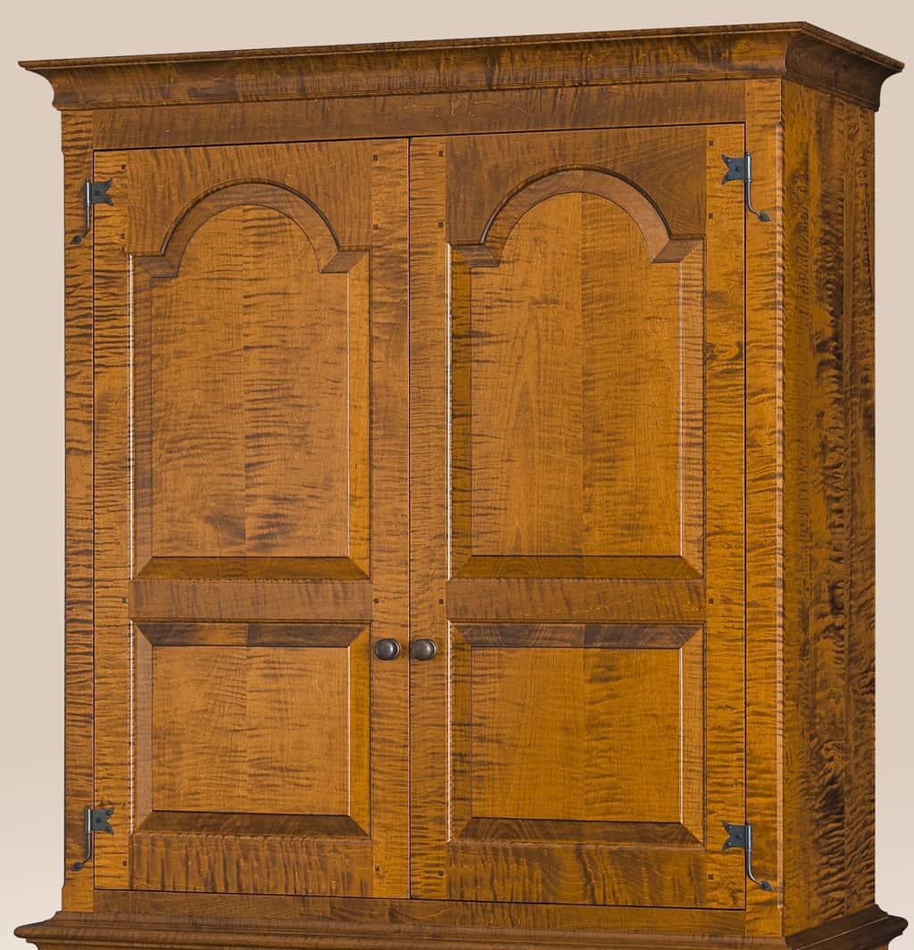 Historical Pennsylvania Clothes Cabinet