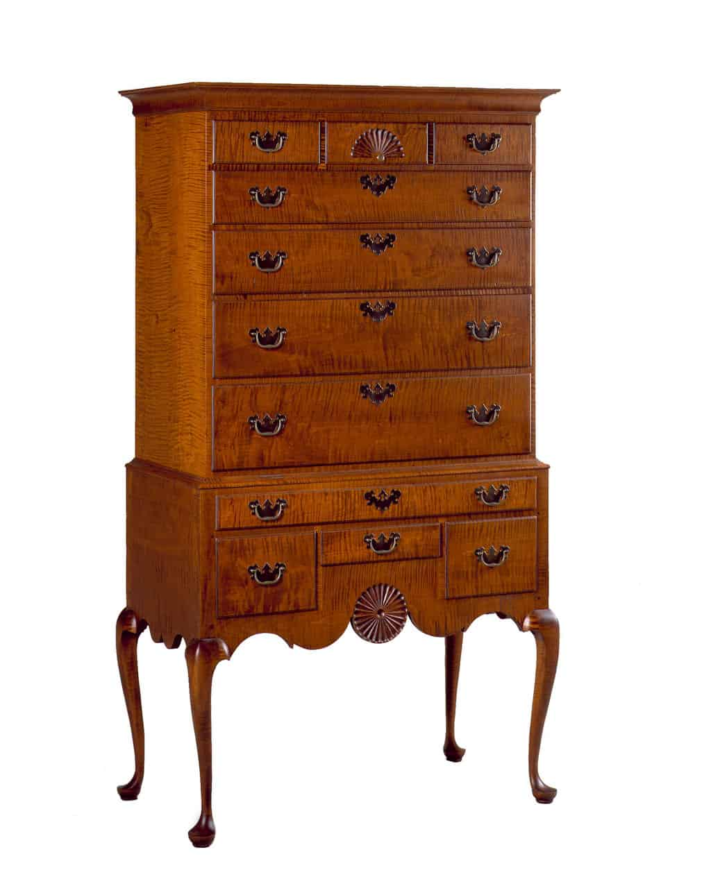 Historical Franklin Highboy Image
