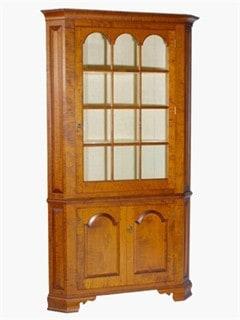 Historical Hartford Corner Cabinet Image