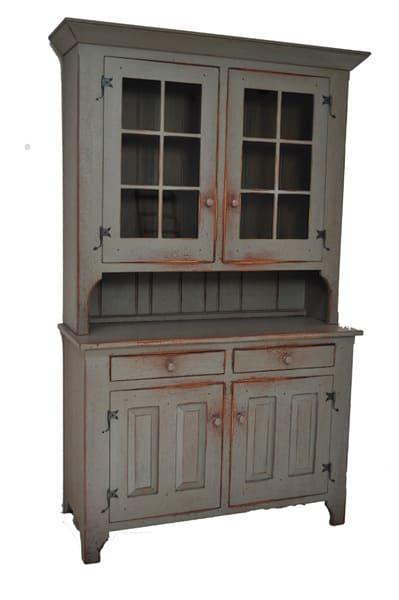 Historical Conestoga Wall Cupboard Image