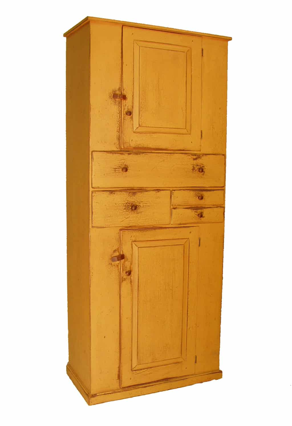 Historical Shaker Wall Cupboard Image