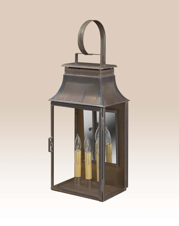 West Chester Wall Light - *Lancaster County Made Image