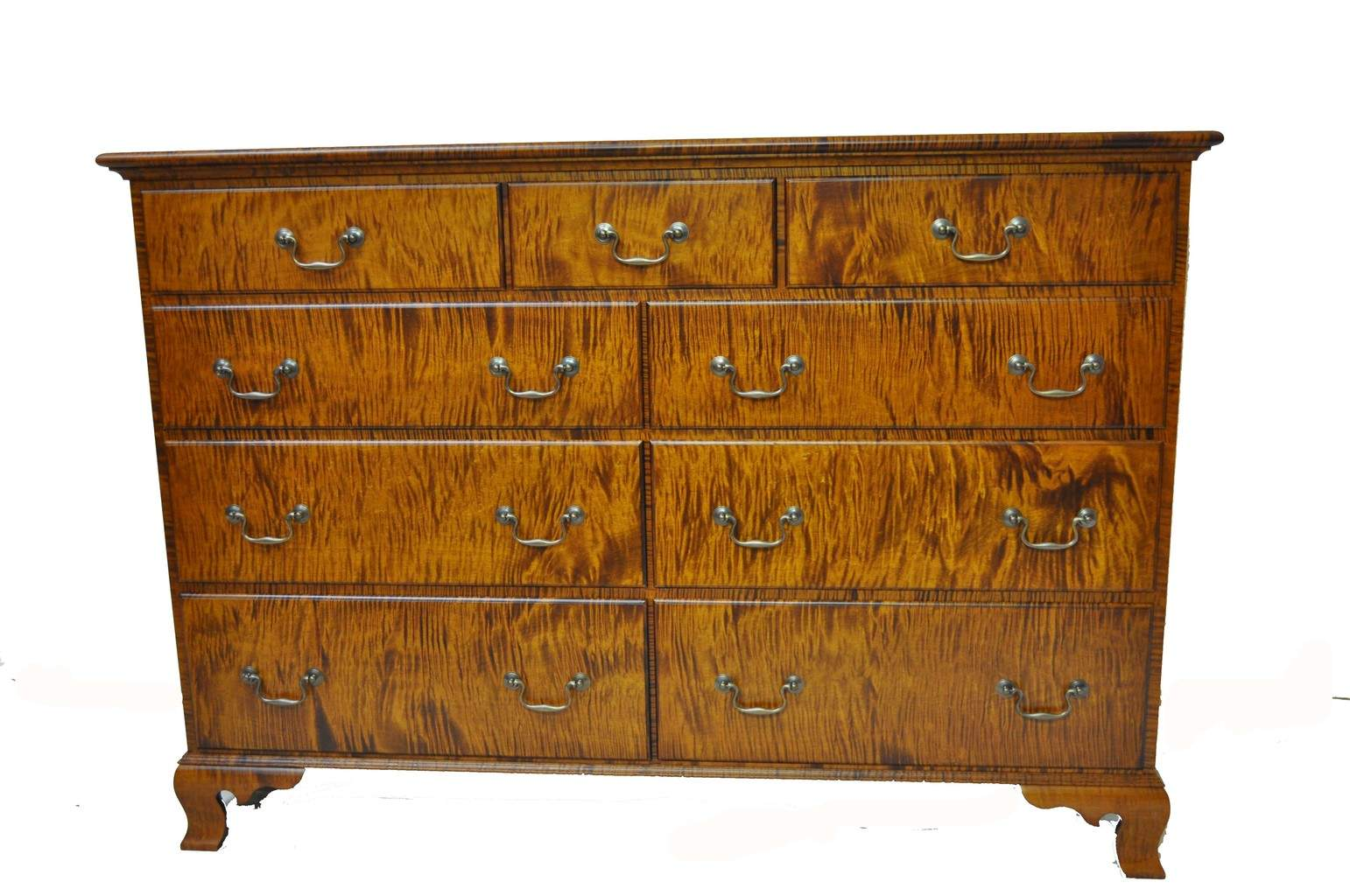 Historical Nine Drawer Dresser Image
