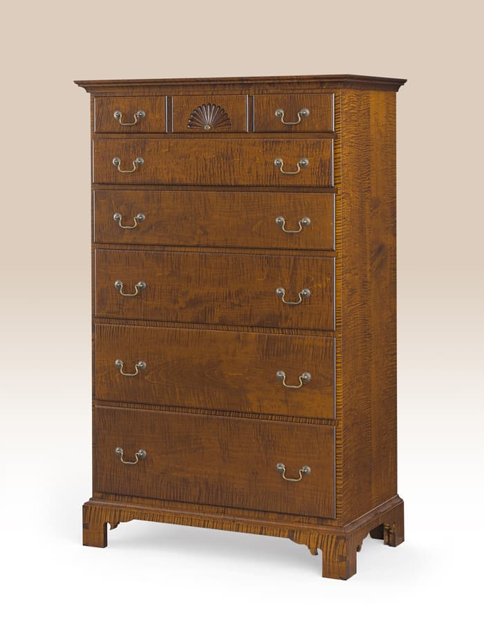 Historical Greenwich Chest of Drawers Image