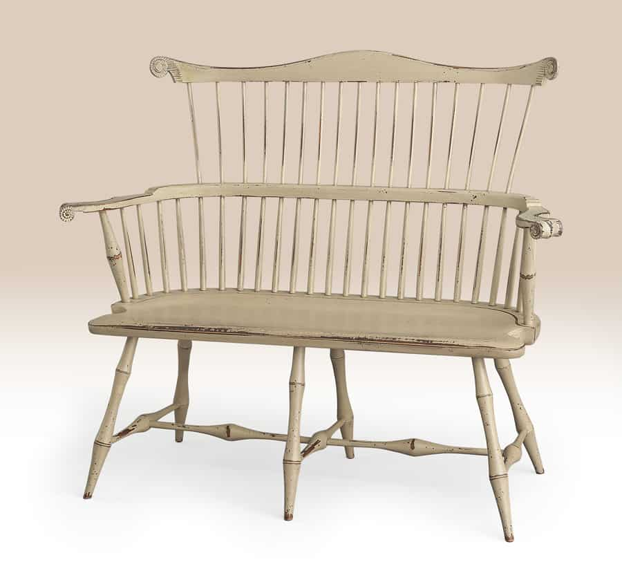 Sensational Benches Settees Great Windsor Chairs Alphanode Cool Chair Designs And Ideas Alphanodeonline