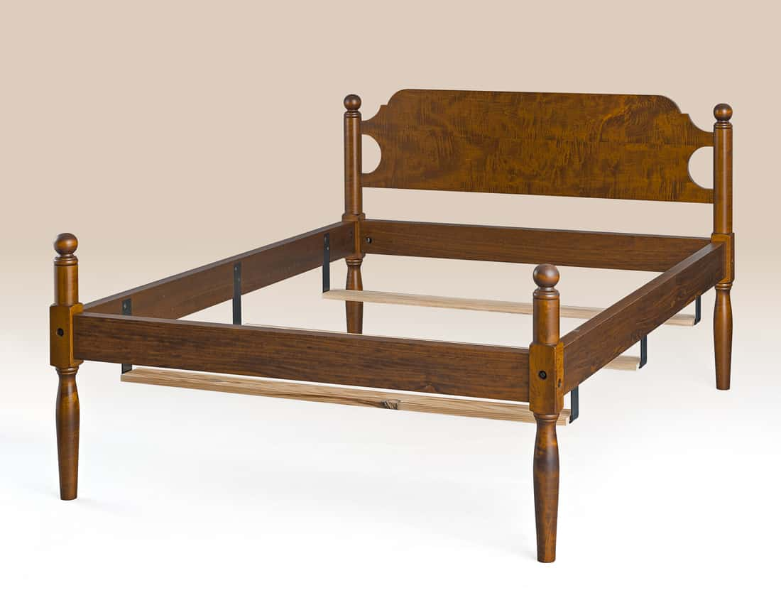 Historical Ohio Bed Image