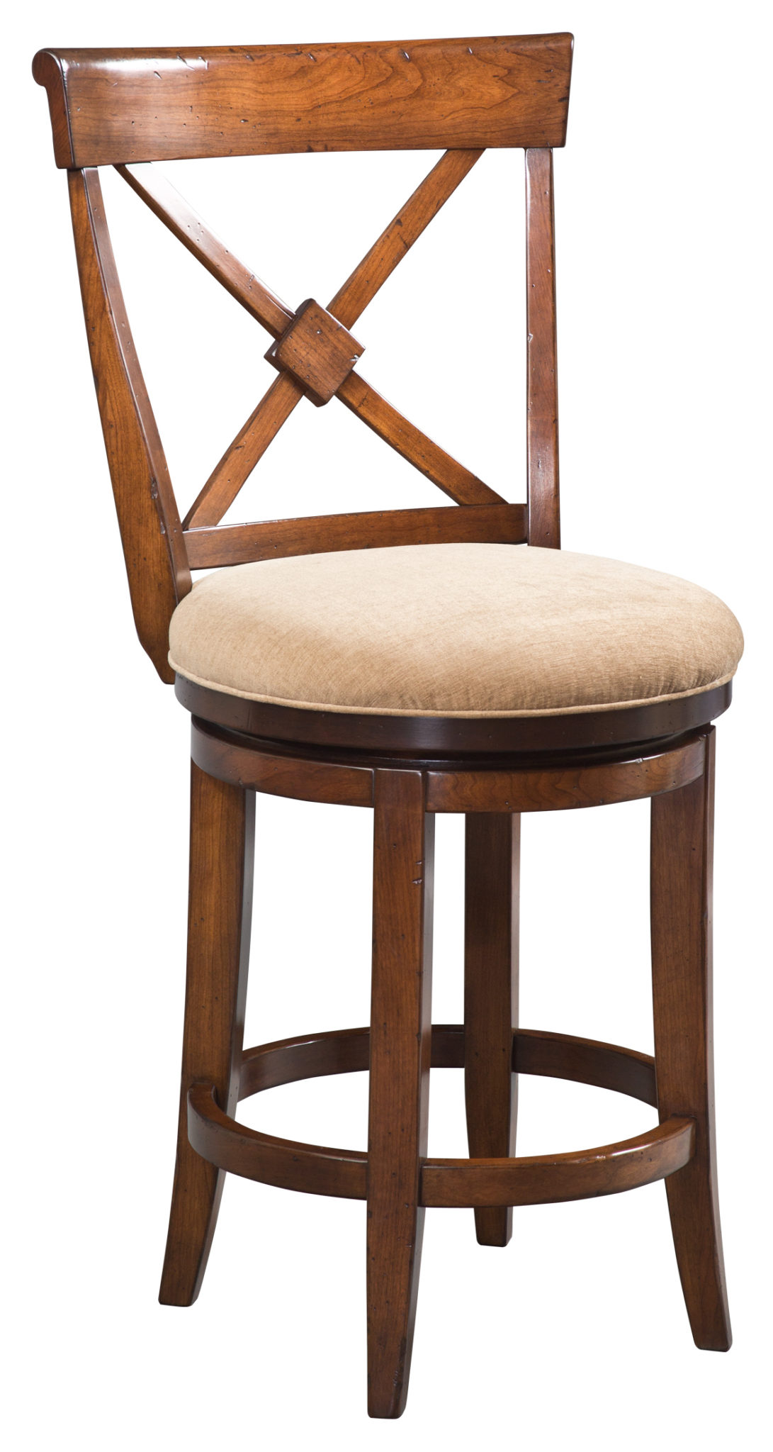 Swivel Hinsdale Stool Image