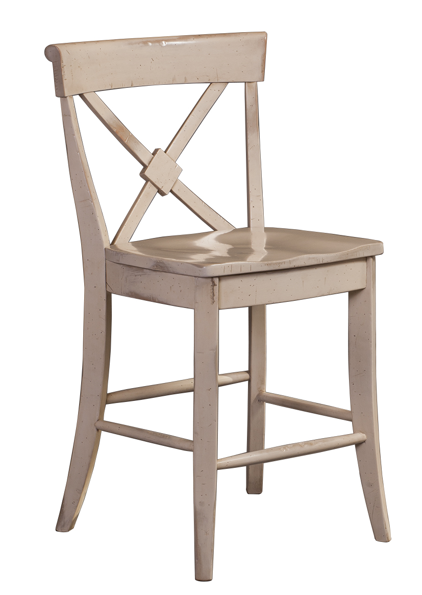 Non Swivel Hinsdale Stool Image