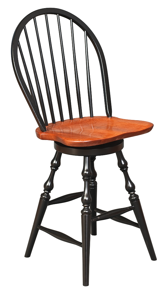 Swivel Birdsboro Windsor Stool Image