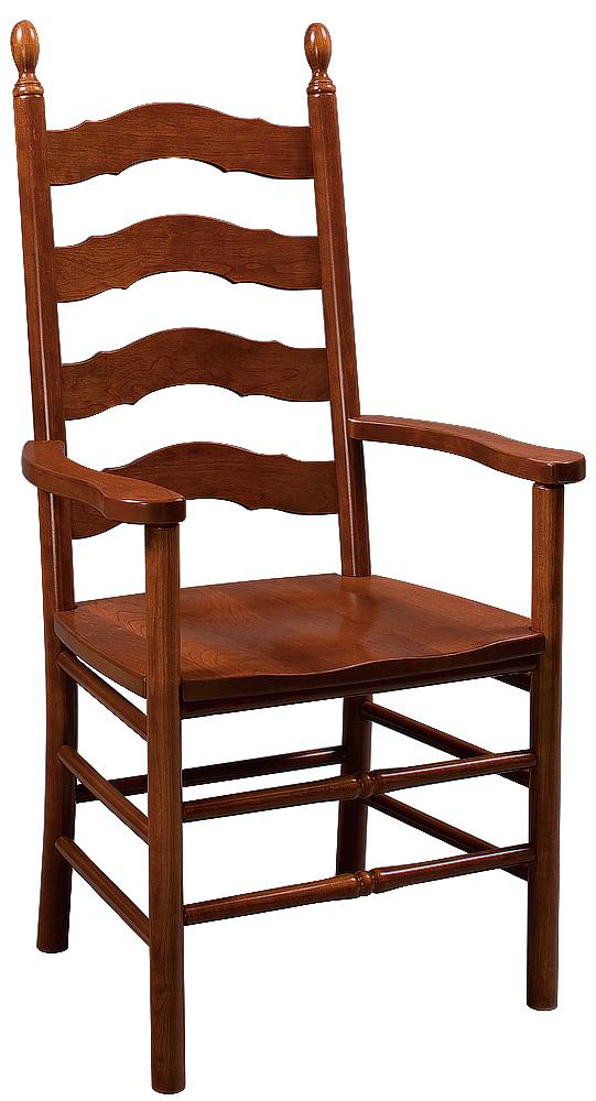 Lyon Ladderback Armchair Image