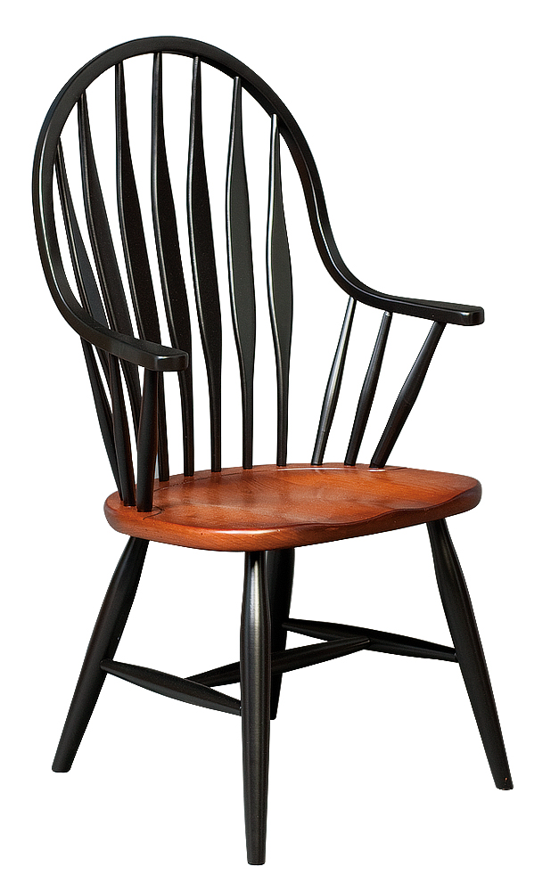Syracuse Windsor Armchair Image
