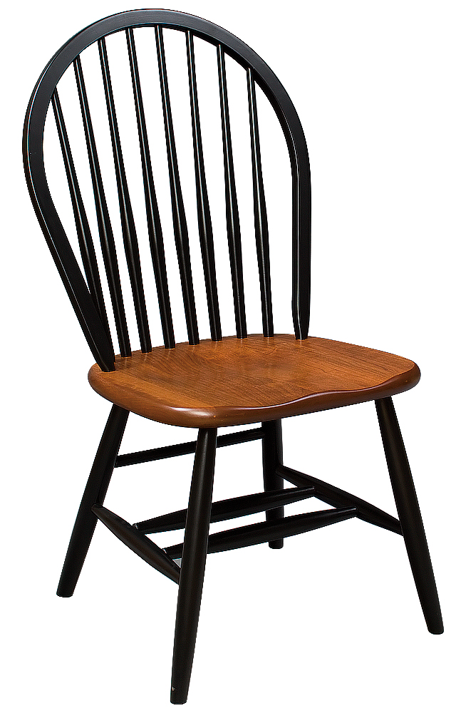 Johnstown Bow Back Windsor Side Chair Image