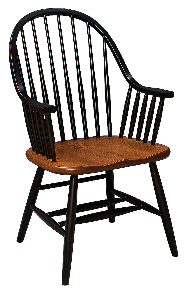 Johnstown Continuous Windsor Armchair Image