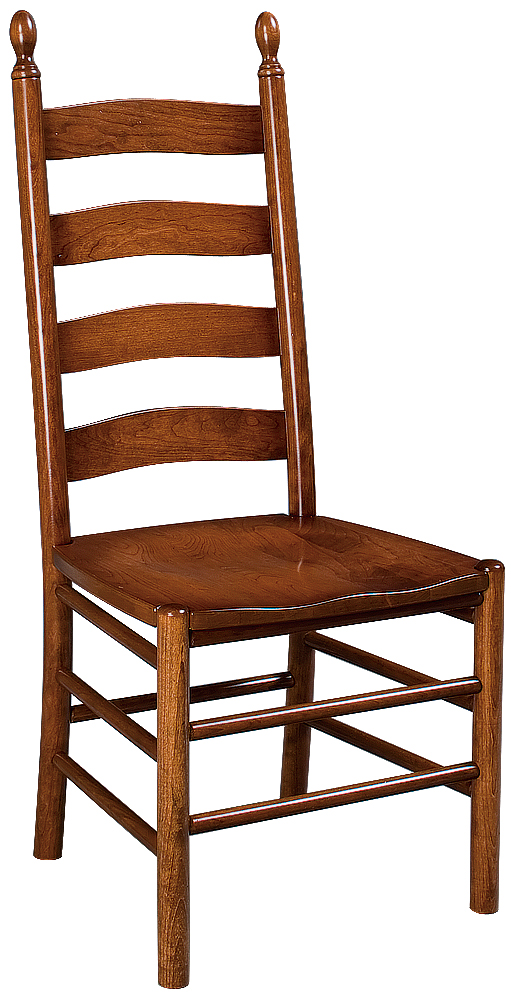 Canterbury Ladderback Side Chair Image