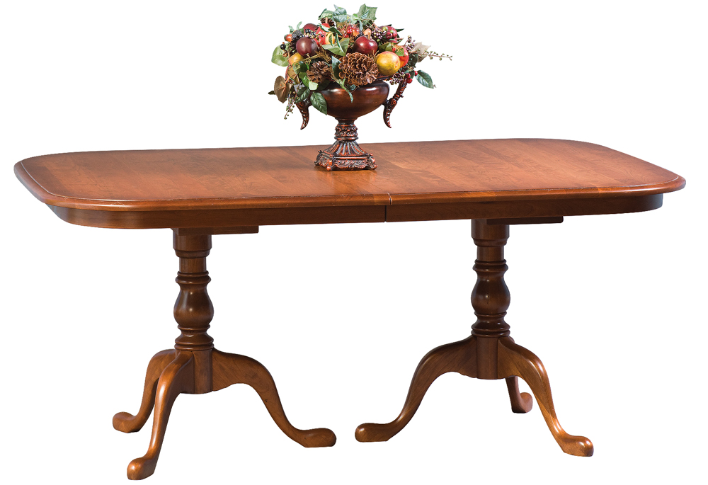 Philadelphia Queen Anne Extension Table Image