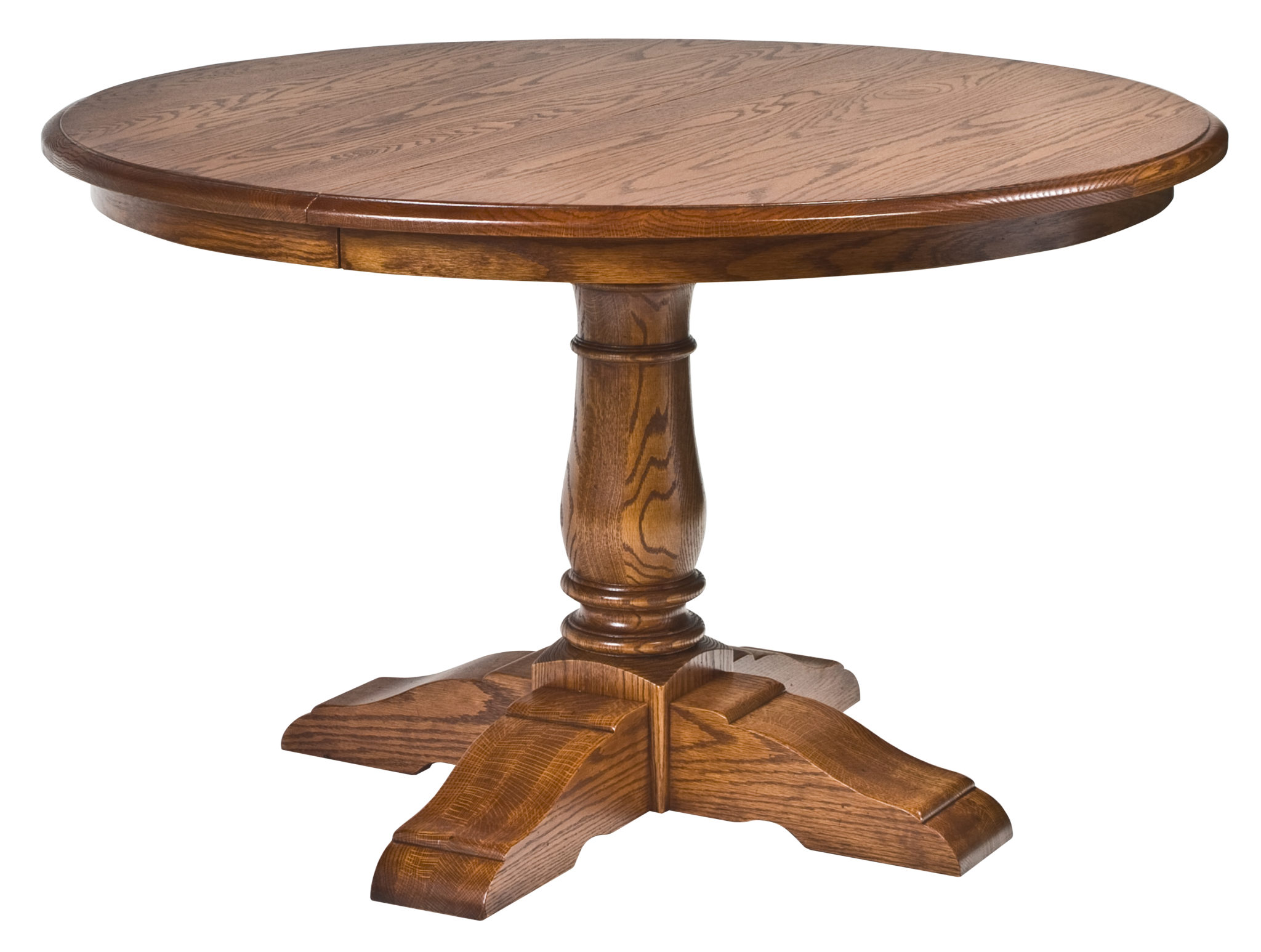 Barnaby Pedestal Table Image