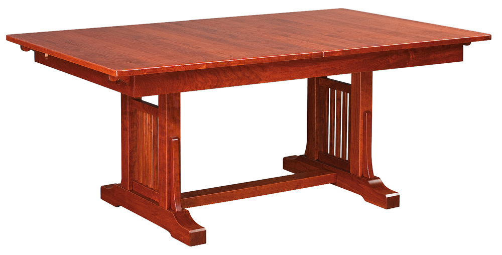 Mission Trestle Table Image
