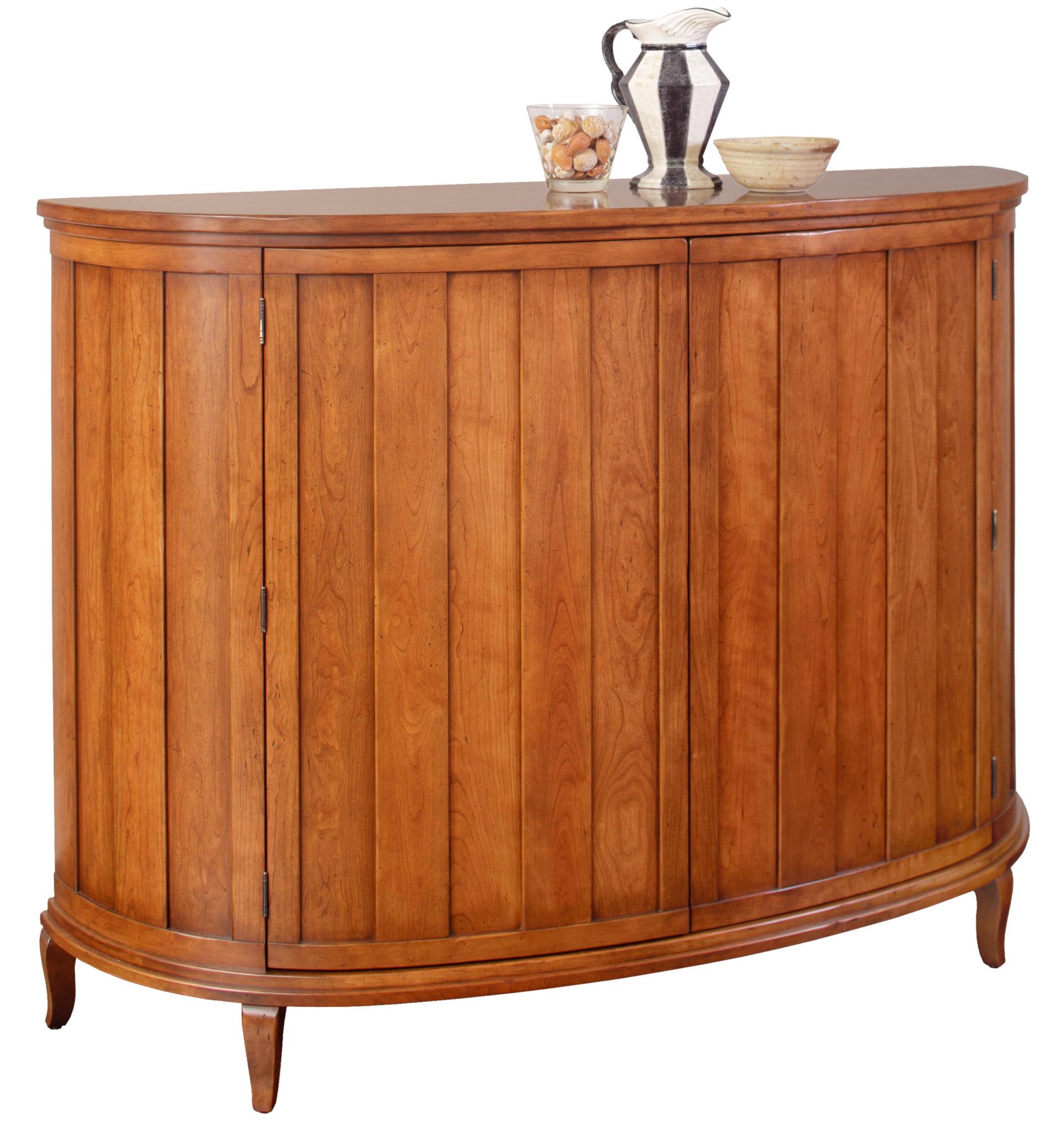 Designer Demi Lune Cabinet Image