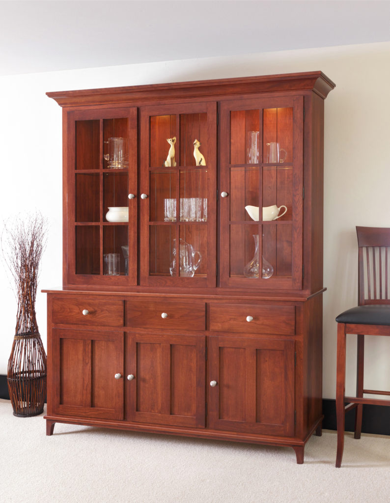 Large Pittsfield Hutch Image
