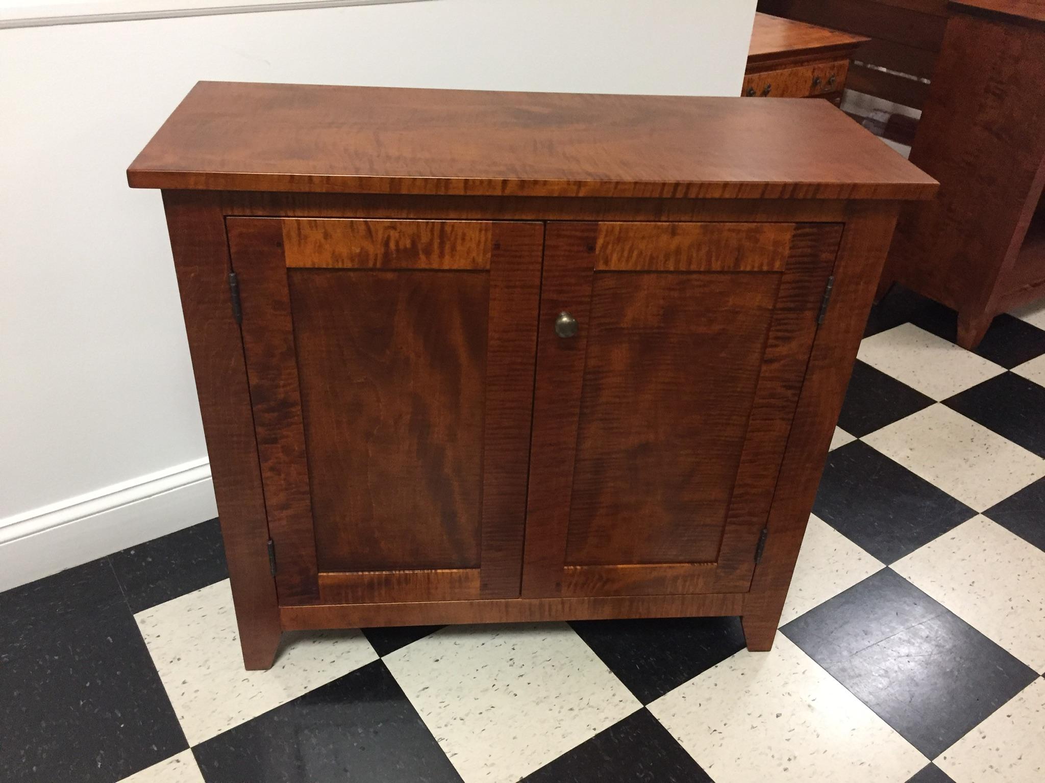 Historical Dusing Bookcase Image