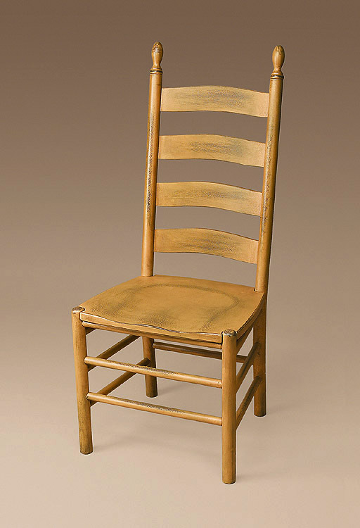 Winslow Shaker Ladderback Side Chair Image