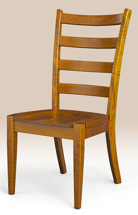 Alford Ladderback Side Chair Image