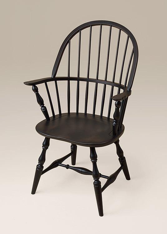 Winthrop Windsor Armchair Image