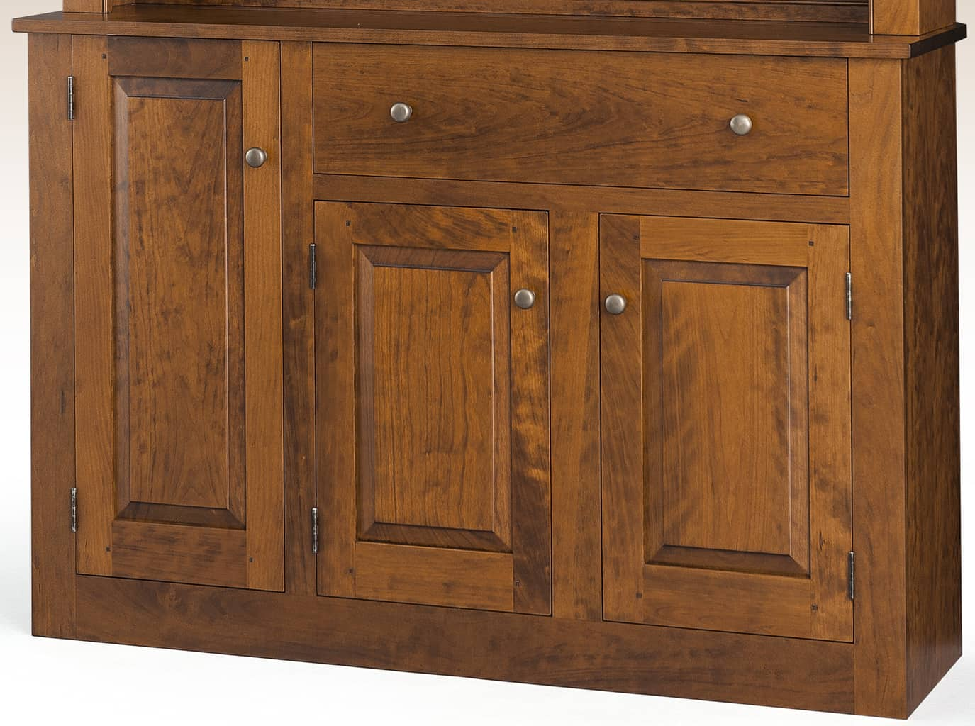 maple cabinet kitchens open top cupboard 3995